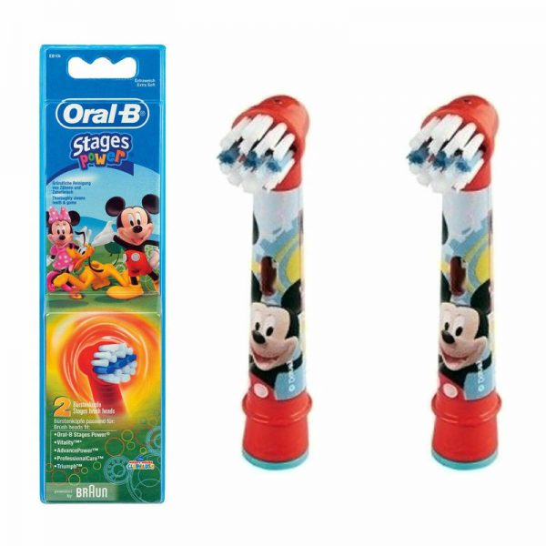 oral-b-stages-electric-toothbrush-replacement-head-mickey-x2